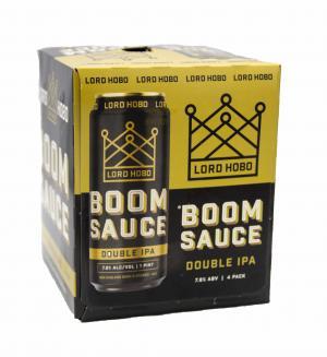 Lord Hobo Brewing Boom Sauce