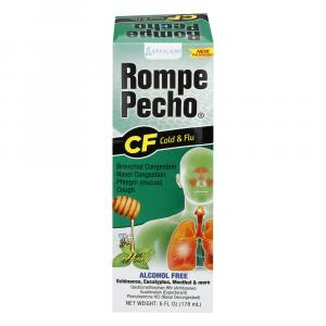 Rompe Pecho Cold and Flu