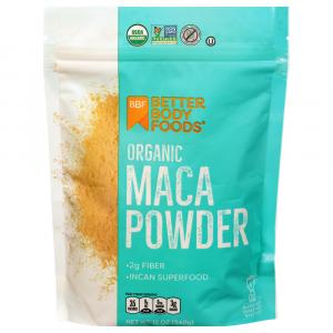 Better Body Foods Organic Maca Powder
