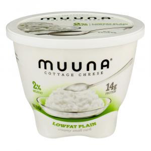 Muuna Plain 2% Cottage Cheese