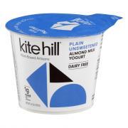 Kite Hill Almond Milk Yogurt Unsweetened Vanilla