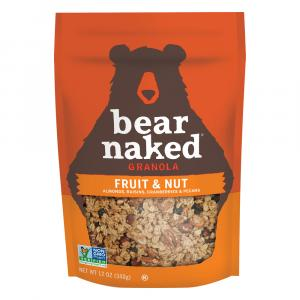 Bear Naked Fruit and Nut 100% Pure & Natural Granola