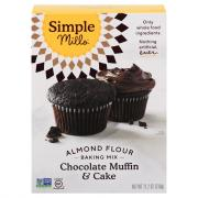 Simple Mills Chocolate Muffin & Cake Almond Flour Mix