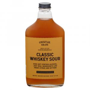 Cocktail Crate Craft Mixer Classic Whiskey Sour