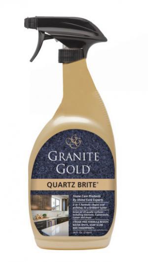 Granite Gold Quartz Brite Cleaner