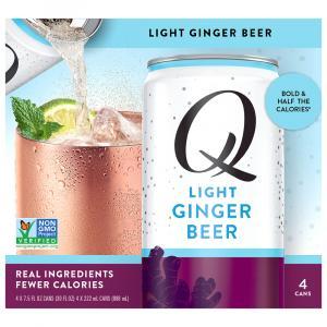 Q Light Ginger Beer