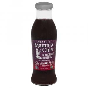 Mamma Chia Blackberry Hibiscus Juice