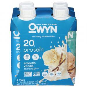 OWYN Plant Based Protein Shake Smooth Vanilla