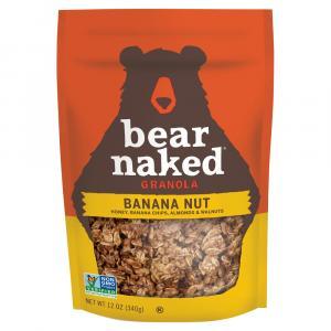 Bear Naked Banana Nut Granola Cereal