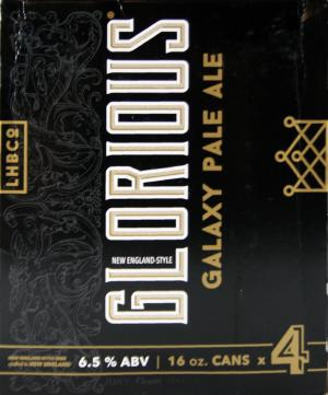 Lord Hobo Brewing Glorious Galaxy Pale Ale