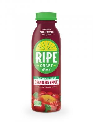 Ripe Craft Cranberry Apple Juice