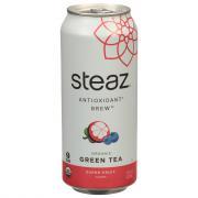 Steaz Organic Iced Green Tea Super Fruit