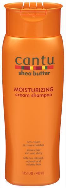 Cantu Shea Butter Moisturizing Cream Shampoo
