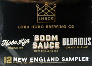 Lord Hobo Brewing Sampler Pack