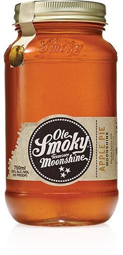 Ole Smoky Apple Pie Moonshine 70 Proof