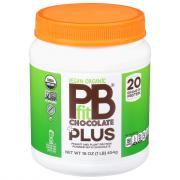 Betterbody Foods PB Fit Organic Vegan Chocolate Plus Protein