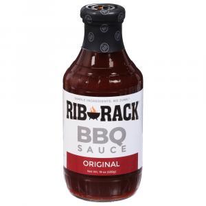Rib Rack Original BBQ Sauce