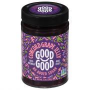 Good Good Concord Grape Jam No Sugar