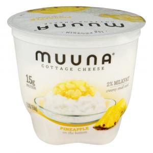 Muuna Pineapple Cottage Cheese