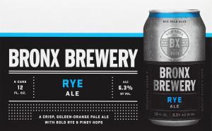 Bronx Rye Ale