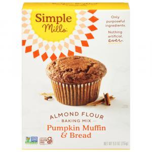 Simple Mills Pumpkin Muffin & Bread Almond Flour Mix