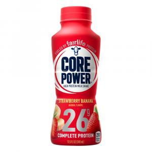 Core Power Light Strawberry Banana Milk Shake