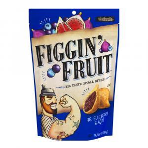 Figgin Fruit Fig Blueberry & Acai Bites