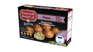 Bantam Onion Mini Bagel