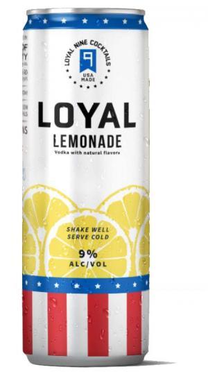 Loyal Lemonade Vodka