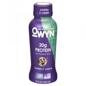 Only What You Need 20g Protein Plant-Based Shake