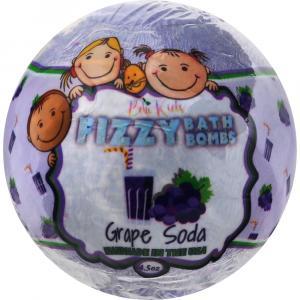 Bela Kids Grape Soda Bath Bomb
