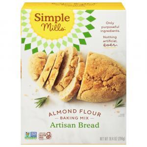 Simple Mills Gluten-Free Almond Flour Artisan Bread Mix