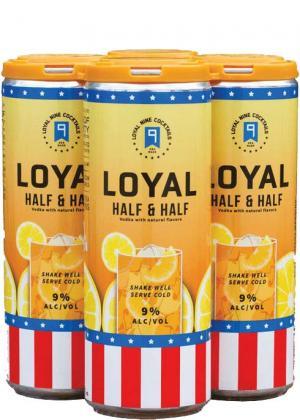 Loyal Half & Half Vodka