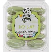 Superior On Main Key Lime Iced Cake Cookies
