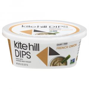 Kite Hill Dips Dairy Free French Onion Dip