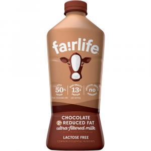 Fairlife Chocolate Reduced Fat 2% Ultra-Filtered Milk