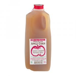 100% All Natural Premium Apple Cider