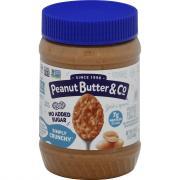 Peanut Butter & Co. Simply Crunchy Peanut Butter