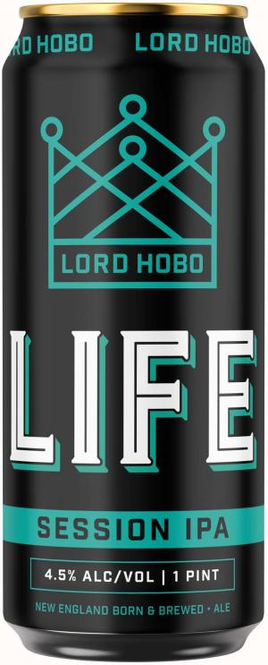 Lord Hobo Brewing Co. Hobo Life Session IPA