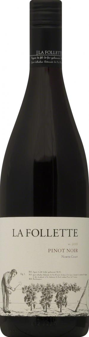La Follette Pinot Noir