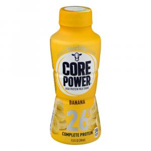 Core Power Banana Milk Shake