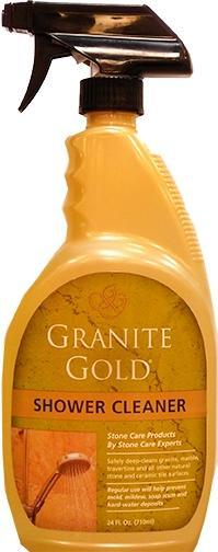 Granite Gold Shower Cleaner