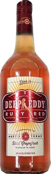 Deep Eddy Ruby Red Vodka