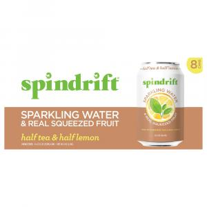 Spindrift Half Tea & Half Lemon Sparkling Water