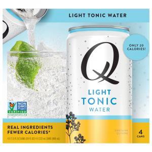 Q Light Tonic Water