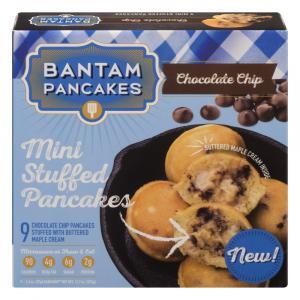 Bantam Chocolate Chip Filled Mini Pancake