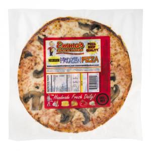 Emma's Mushroom Pizza