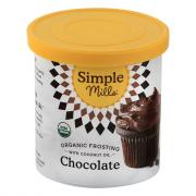 Simple Mills Organic Chocolate Frosting