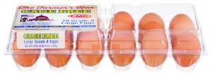 The Farmer's Hen Cage Free Eggs