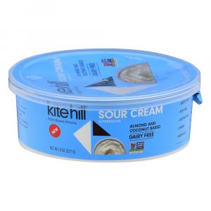 Kite Hill Sour Cream Alternative Almond And Coconut Based